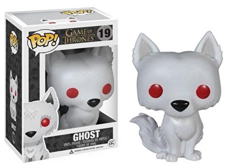 Funko Game of Thrones Ghost POP Renkli